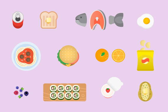 Food Iconography