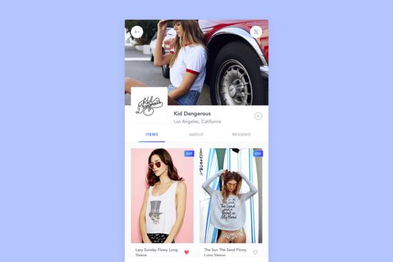 MRKT | iOS App and Branding