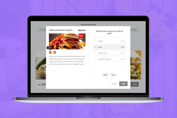 Food-ordering Platform