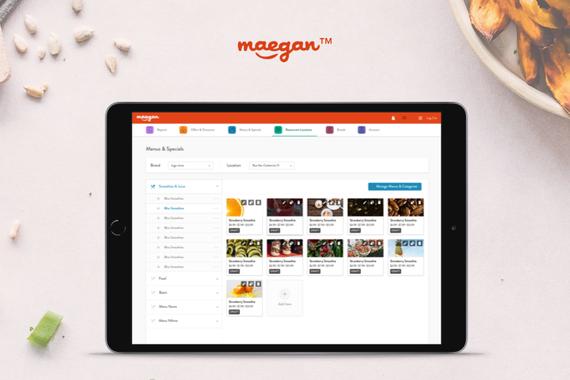 Maegan | Backoffice