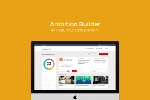 HSBC | Ambition Builder