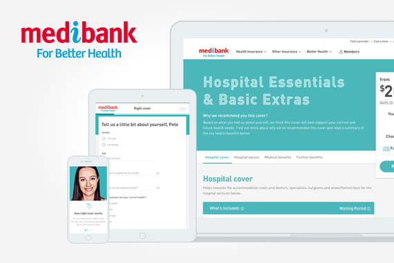 Health Cover Recommendation Tool