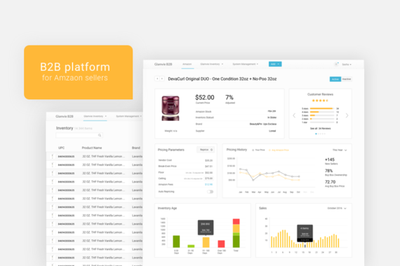 B2B: Sales Optimizer for Amazon