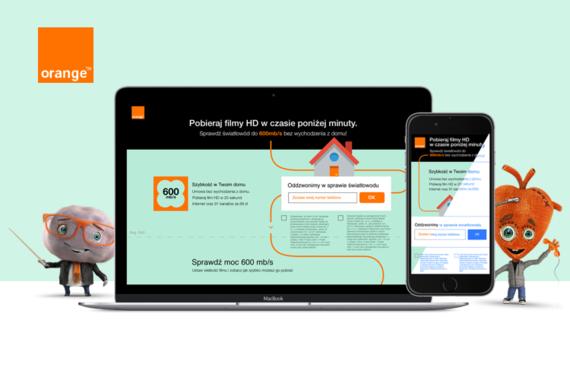 Orange Sales Landing Optimization