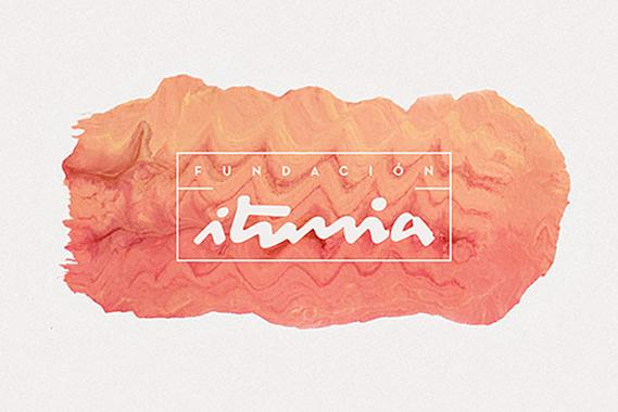 Iturria Foundation Brand Identity Design