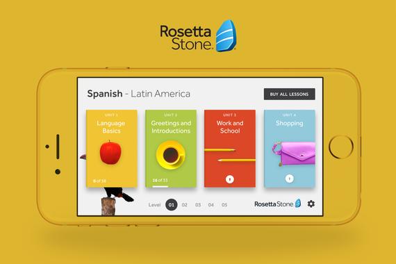Rosetta Stone | Learn Languages (iOS)