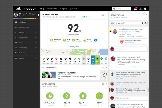 Adidas miCoach 3.0