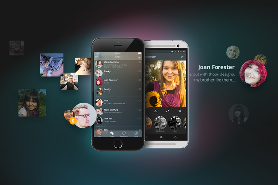 WinApp Website, Apps, and Marketing Materials