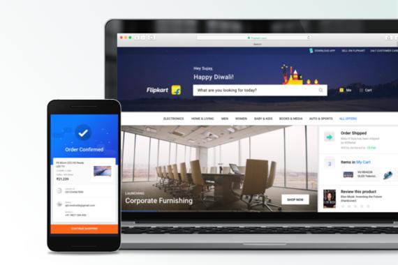 Flipkart — eCommerce Marketplace