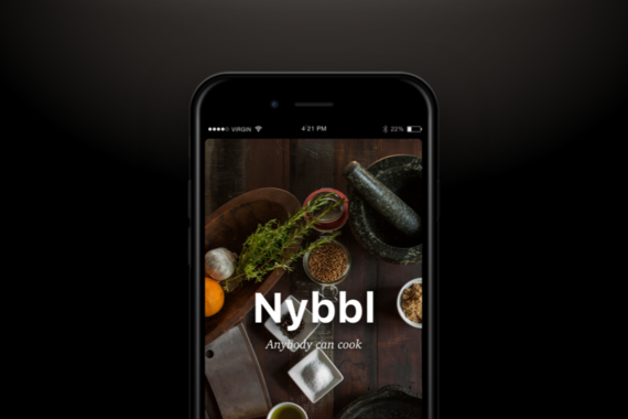 Nybbl — Anybody Can Cook