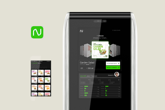 Nourish - Console and Mobile App