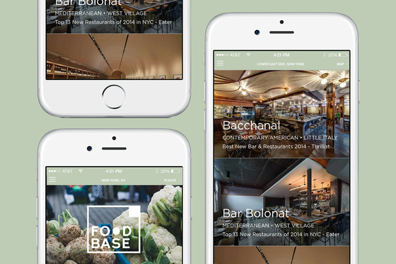 Foodbase App