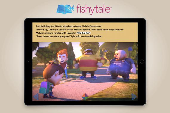 FishyTale Storytelling App