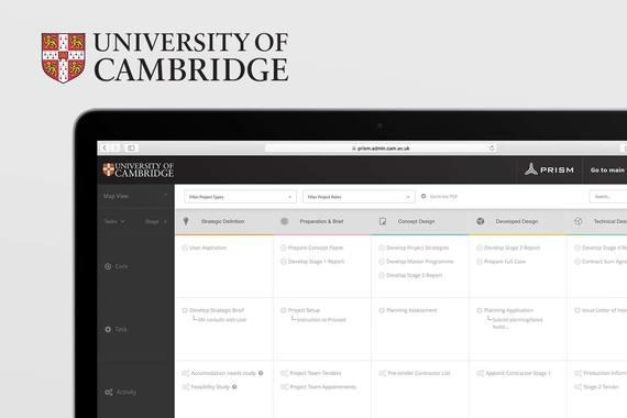 Cambridge University   Content Management Suite