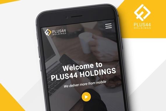 Plus44 Web Design Project