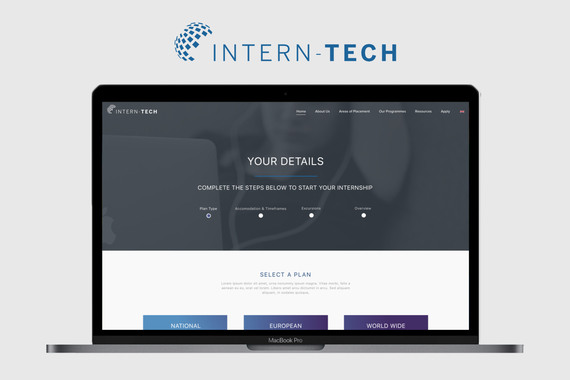 Intern Tech Booking System Project