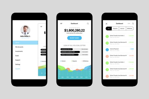 Fintech | Bank App