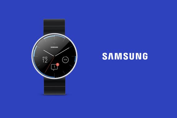 Samsung | Gear S2 Concept