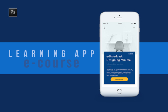 Educational Mobile App Design