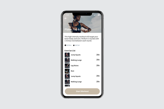 AI Personal Fitness Assistant