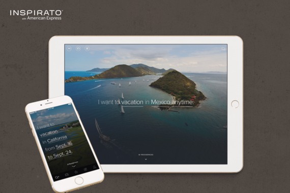 Luxury Travel iOS App