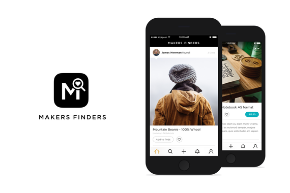 Makers Finders