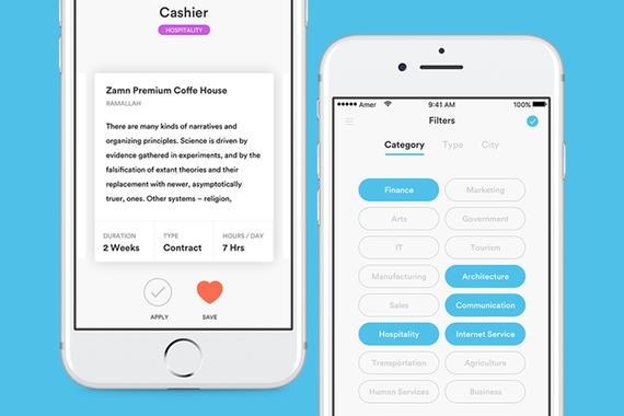 Jobs | Quick Service Hire App