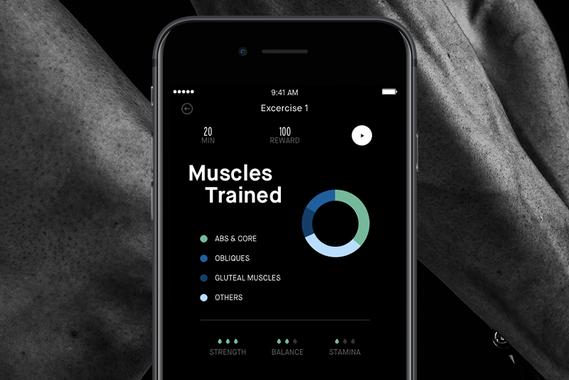 Fit Journey | Gym Assistant App