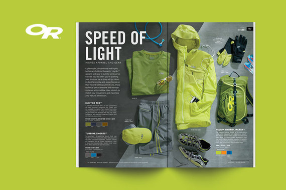 Outdoor Research Catalogs