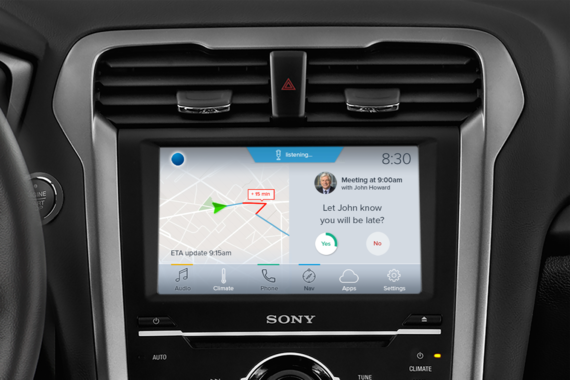 Automotive Predictive UX