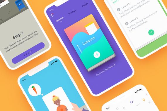 Name Skillz App Design