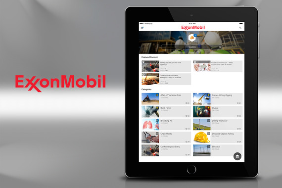 ExxonMobil Safety and Learning Platform