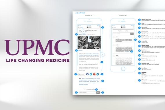 UPMC HealthBeat App