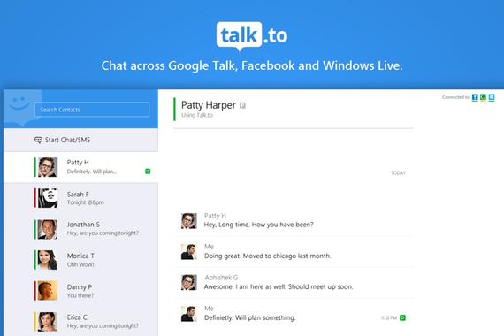 Talk.to (Win 8 Design)