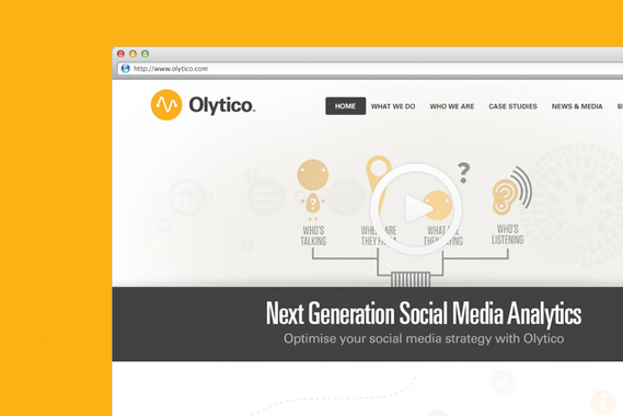 Olytico Responsive Website Design