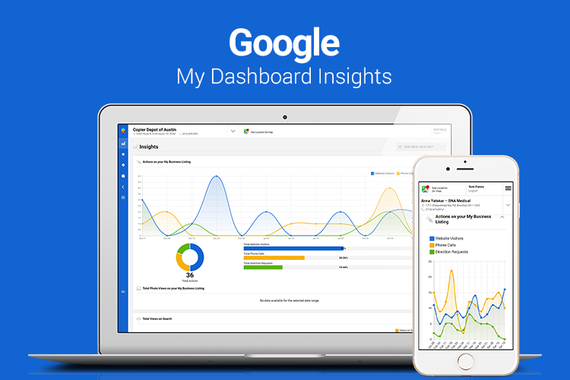 Google | My Dashboard Insights