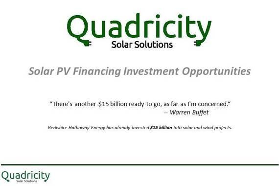 Quadricity Solar Opportunities