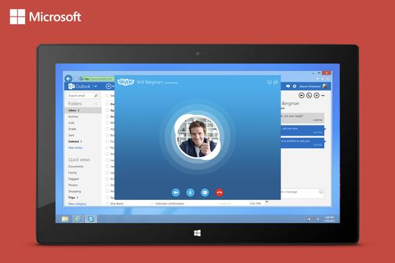 Microsoft | Skype for Outlook