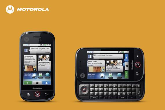 Motorola | Cliq Phone