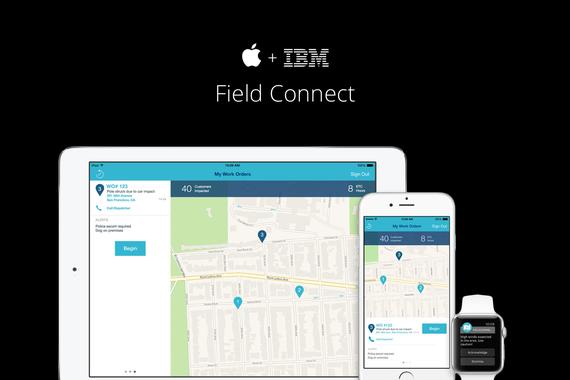 Apple + IBM | Field Connect