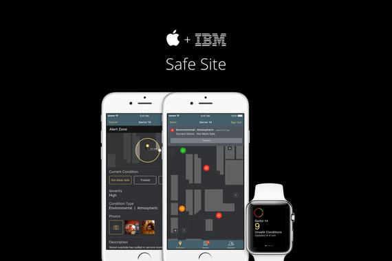 Apple + IBM | Safe Site
