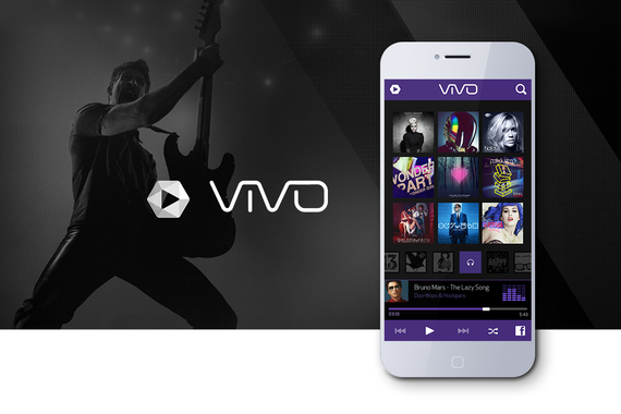 Vivo Music App