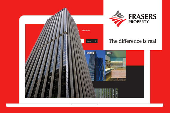 Frasers Property Redesign