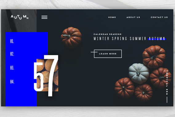 AuTuMn Web Design