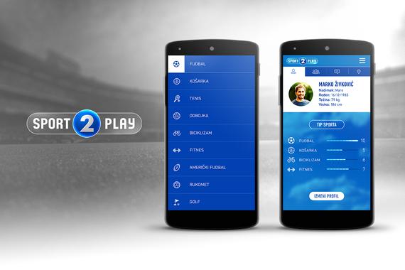 Sport 2 Play App