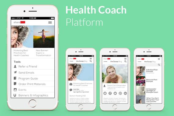 Health Coach Platform