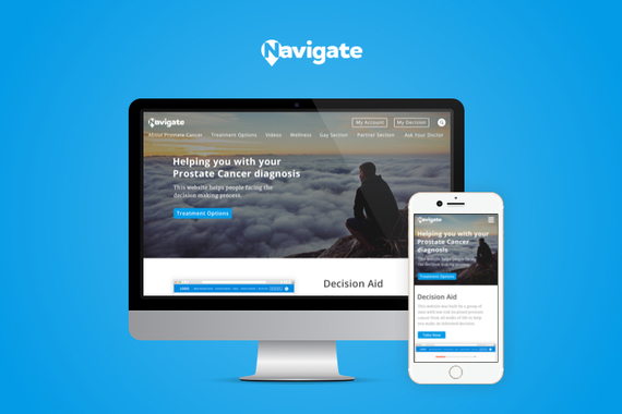 Navigate | Prostate Cancer Decision Aid