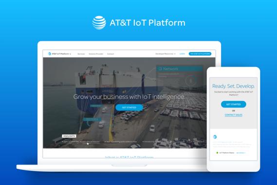 AT&T | IoT Platform