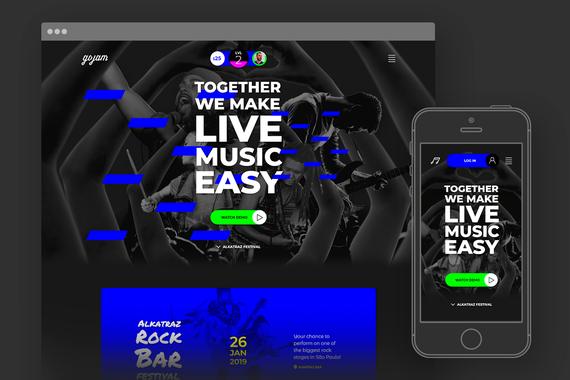 GoJam | Social Music Platform