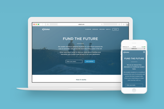 Crowdfunding Platform for Student Loans